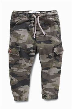 Buy Camouflage Cargo Trousers (3mths-6yrs) from the Next UK online shop
