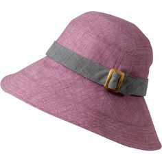 Ayla Cloche Sun Hat / Color-Berry