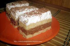 Reteta culinara Desert prajitura Kati din categoria Prajituri. Cum sa faci Desert prajitura Kati