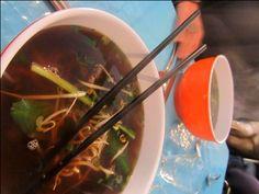 Chez Pham, cantine vietnamienne à Toulouse, la soupe Pho