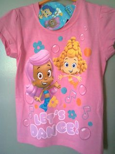 Bubble Guppies Toddler Clothing | Bubble Guppies t-shirt