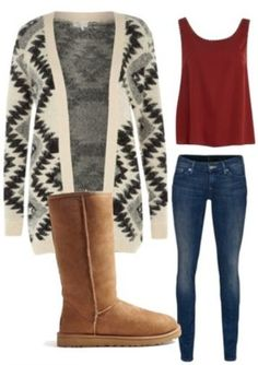 Good outfit for fall