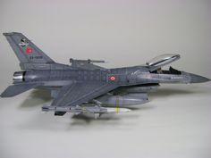 1/48 │ F-16 CJ Block 50 Türk Hava Kuvvetleri │ Tamiya │ Arif Deniz Toker │ Finish