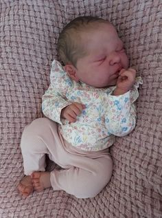 Newborn Baby Dolls, Baby Skin, Onesies, Kids, Clothes, Bebe, Young Children, Outfits, Boys