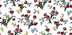 Fundo Floral 724