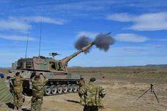 La evaluación operacional de los Vehículos de Combate de Artillería del Ejército Argentino-noticia defensa.com