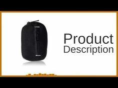 AmazonBasics Compact Camera Case