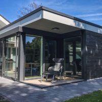 Wohn Modul in 35435 Wettenberg • Russ Modulbau Berg, Outdoor Decor, Home Decor, Wood Facade, Small Condo, Homes, Decoration Home, Room Decor, Home Interior Design