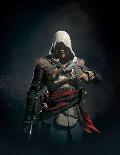 Edward Kenway: L'Assassino Pirata - Assassin's Creed 4 Black Flag
