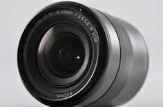 [Exc⁺⁺] CANON EF-M 18-55mm F3.5-5.6 IS STM Lens For EOS M-Series #Canon