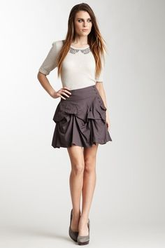$45.00  $198.00  77% off  Mischa Barton The Belle Skirt by Skirting The Issue on @HauteLook