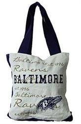 Tote Bag Baltimore Ravens