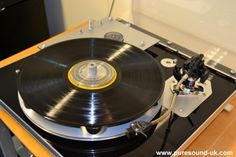PureSound-UK: J.A. Michell Engineering Reference Electronic Trascription Turntable with SME 3009 series III Arm.