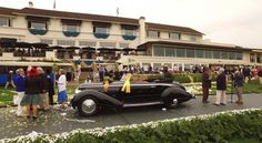 Lancia Astura Cabriolet 1936, Best in Show en Pebble Beach - https://autoproyecto.com/2016/08/lancia-astura-cabriolet-1936-best-show-pebble-beach.html?utm_source=PN&utm_medium=Pinterest+AP&utm_campaign=SNAP