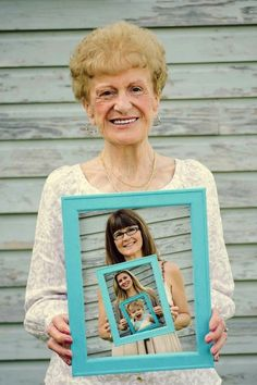 Generation Photo Idea. This would be great for Each of my Grandparents, my parents, me and my son