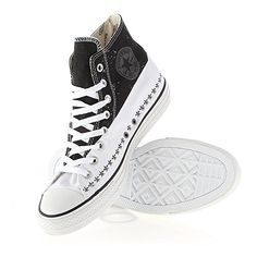 Converse Chuck Taylor All Star High Top Andy Warhol Mens Sneakers 147051C Converse Black 95 M US >>> See this great product.