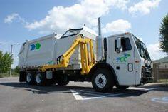 Resultado de imagen para camiones de basura en estados unidos