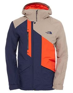 The North Face Mens Dubs Insulated Jacket - Cosmic Blue Brindle