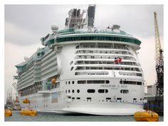 M/S Freedom of the Seas is a Royal Caribbean International cruise ship. The world's largest passenger vessel, she can accommodate over 4,300...