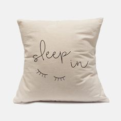"Faceplant Pillowcases 100% Cotton Canvas Pillow Case ""face Plant Here"" Funny Pillow Cases"