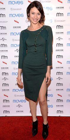 Red Carpet Review: 'Oblivion' Actress Olga Kurylenko Makes A Stylish Splash! | Style Darling