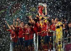 Furia Roja Campeon de la Euro2012!