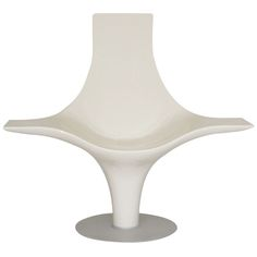 """Statuette"" Chair by Lloyd Schwan for Cappellini"