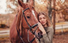 Horse photoshoot, autumn photoshoot
