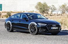 The 2019 Audi Sportback will be more sophisticated with luxurious features inside and aerodynamic materials for exterior and the effective engine. Audi Rs7 Sportback, Founded In, Luxury, Vehicles, Rolling Stock, Vehicle
