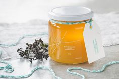 Honey of the Messestadt on Packaging of the World - Creative Package Design Gallery