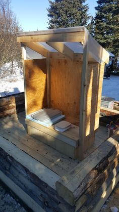 Making Progress on the New Outhouse http://ift.tt/2nK7pUz