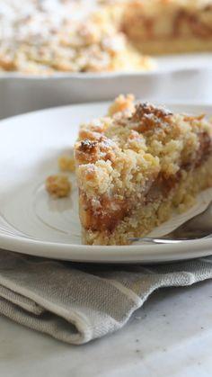 Apple Crumble Receta, Apple Crumble Pie, Cinnamon Crumble, Apple Cinnamon, Donut French Toast, Apple Slab Pie, Dutch Apple, Apple Pie Recipes, Caramel Apples