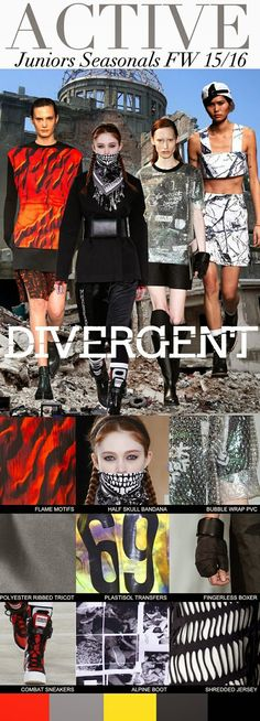 A/W 15-16 Active Trend