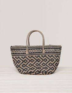 Jute basket - Beach bags - Accessories - United Kingdom
