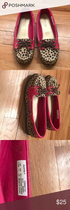 d6bea58fbb6e45 Girls Sperry Topsider (Audrey) Size 1.5 NWOT Brad new without tag girls  Sperry Top-spider (Audrey) in size 1.5. Never worn. Sperry Shoes