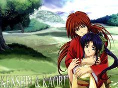 Kenshin e Kaoru