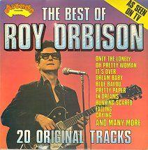 Vinyl Album - Roy Orbison - The Best Of Roy Orbison - Arcade - UK