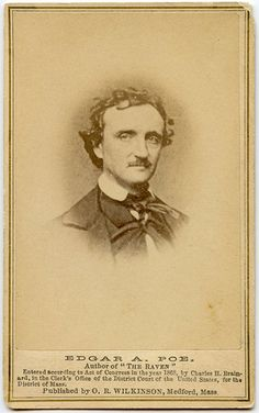 """All that we see or seem is but a dream within a dream.""  ― Edgar Allan Poe"