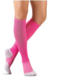 f49a0e005 Tommie Copper Med Pink Women s Calf Compression Socks