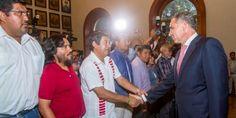 Oaxaca Digital | Presentará hoy Gabino Cué iniciativa de Ley de Educación al Congreso del estado