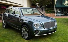 Bentley SUV (concept)