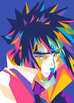 Naruto Uzumaki Art, Naruto Fan Art, Naruto Kakashi, Naruto And Sasuke Wallpaper, Wallpaper Naruto Shippuden, Best Naruto Wallpapers, Animes Wallpapers, Naruto Painting, Pikachu Art