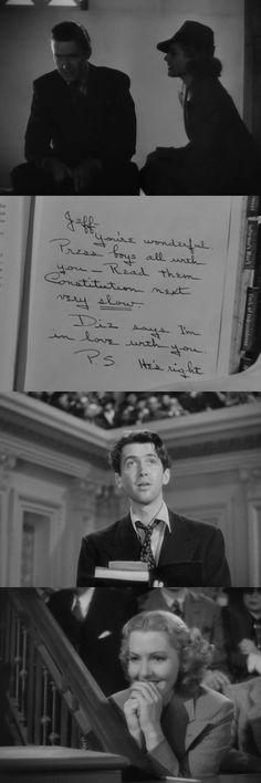 Mr. Smith Goes to Washington, 1939 (dir. Frank...