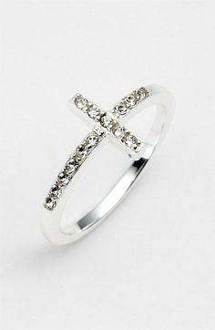 Cross Ring so | http://awesome-tattoo-pics.blogspot.com