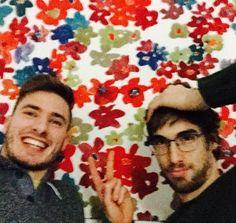 Luca Vettori e Matteo Piano.