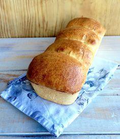 Mi Kitchenaid y yo: Pan de molde