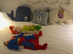 Interior design - kid's bed