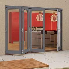Folding Patio Doors Folding Patio Doors, The Doors, Locker Storage, Garage Doors, Indoor, Outdoor Decor, Wall, Furniture, Home Decor