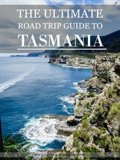 23 of the Most Iconic Places to Visit in Australia Dreaming of the ultimate road trip Down Under? Look no further than Tasmania - Australia Tasmania Road Trip, Tasmania Travel, Great Barrier Reef, Cool Places To Visit, Places To Go, Australia Travel Guide, Roadtrip Australia, Australia 2018, Road Trip Adventure