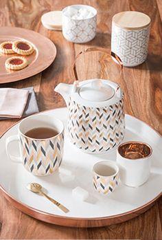 Tendencia decorativa Modern Copper: ideas de decoración y compras   Maisons du Monde